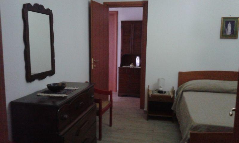 Schlafzimmer 1 Mietobjekt Fremdenzimmer 108638 Castellammare di Stabia