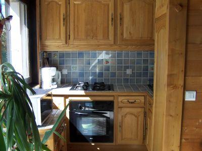 offene Küche Mietobjekt Appartement 108922 Saint-Gervais-les-Bains
