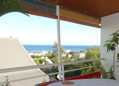 Ausblick aus der Ferienunterkunft Mietobjekt Appartement 112298 Saint Leu