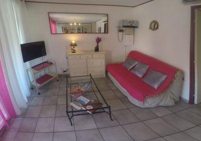 Wohnzimmer Mietobjekt Studio 112538 Calvi