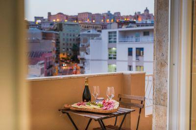 Mietobjekt Appartement 116465 Cagliari