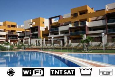 Schwimmbad Mietobjekt Appartement 65502 Torrevieja