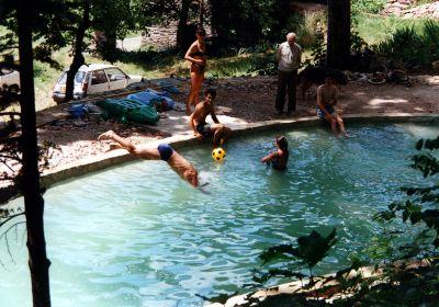 Schwimmbad Mietobjekt Ferienunterkunft auf dem Land 68045 Al�s