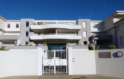 Ansicht des Objektes Mietobjekt Appartement 69389 Valras-Plage