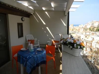 Veranda 1 Mietobjekt Appartement 70426 Castellammare del Golfo