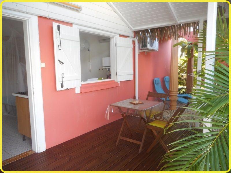 Ausblick von der Terrasse Mietobjekt Ferienunterkunft auf dem Land 71841 Sainte Anne (Guadeloupe)