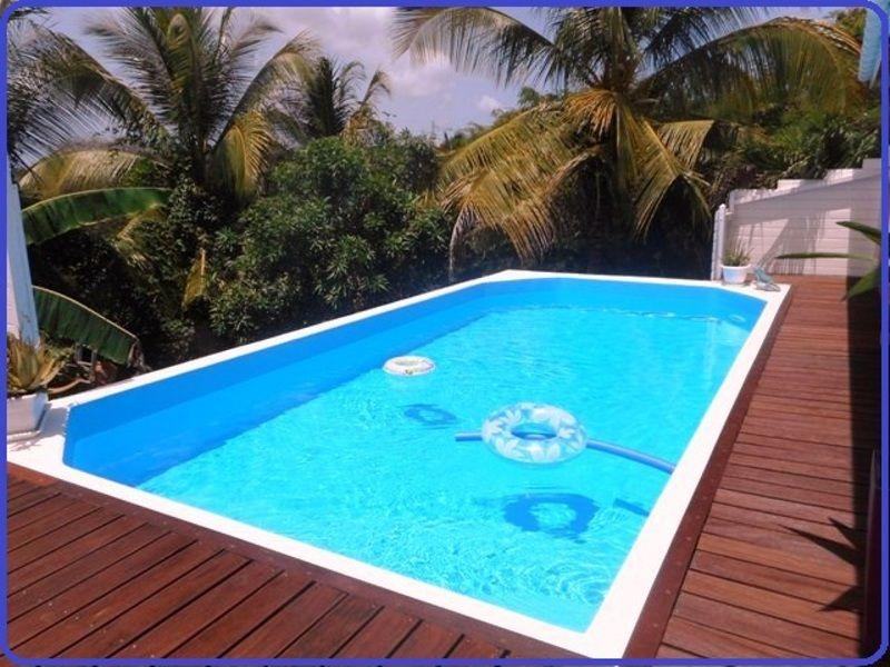 Schwimmbad Mietobjekt Ferienunterkunft auf dem Land 71841 Sainte Anne (Guadeloupe)