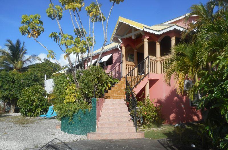 Eingang Mietobjekt Ferienunterkunft auf dem Land 71841 Sainte Anne (Guadeloupe)