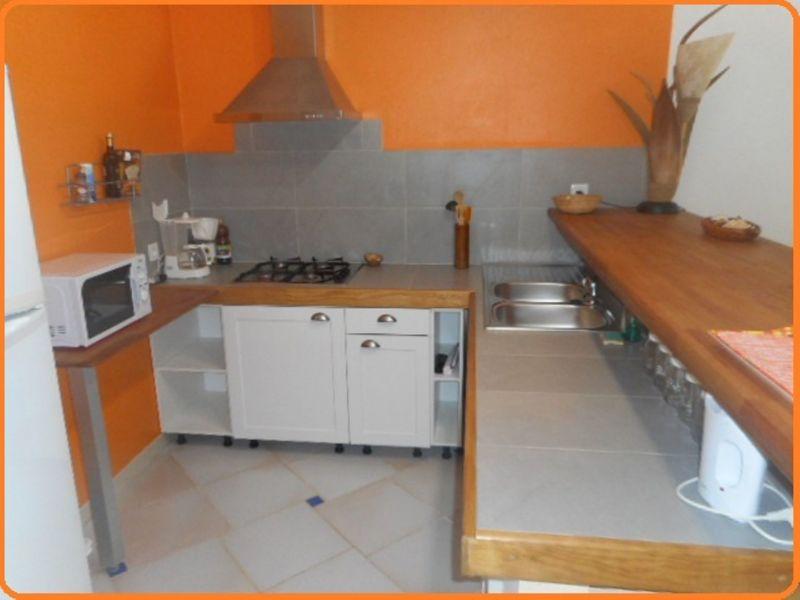 offene Küche Mietobjekt Ferienunterkunft auf dem Land 71841 Sainte Anne (Guadeloupe)