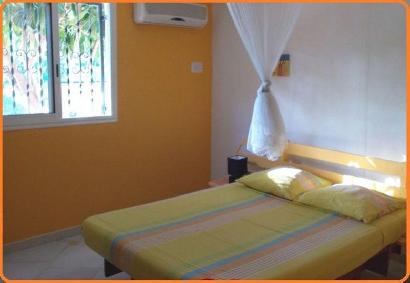 Schlafzimmer 1 Mietobjekt Ferienunterkunft auf dem Land 71841 Sainte Anne (Guadeloupe)