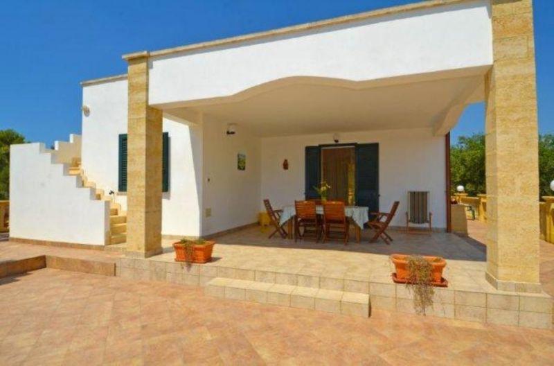 Ausblick aus der Ferienunterkunft Mietobjekt Villa 72212 Pescoluse
