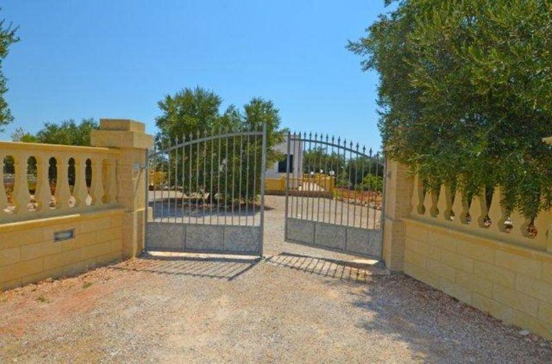 Ansicht des Objektes Mietobjekt Villa 72212 Pescoluse