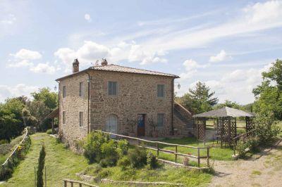 Ansicht des Objektes Mietobjekt Villa 75874 Siena
