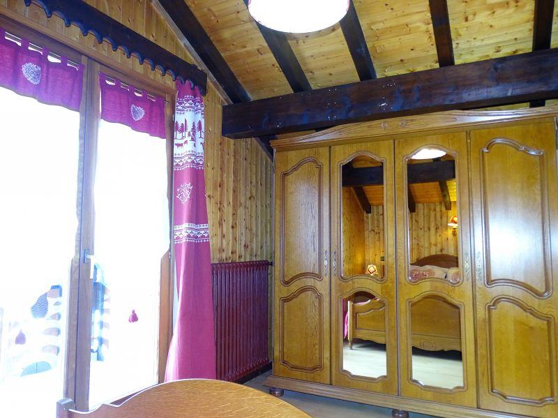 Schlafzimmer 3 Mietobjekt Chalet 80003 Les Gets