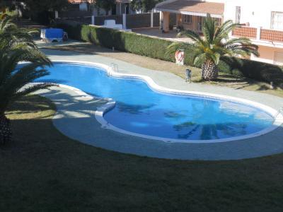 Schwimmbad Mietobjekt Appartement 86312 Salou