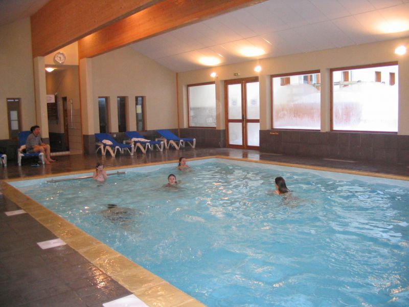Schwimmbad Mietobjekt Appartement 92317 Valloire
