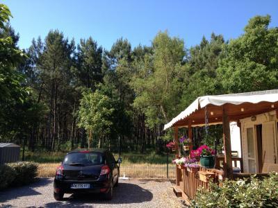 Ansicht des Objektes Mietobjekt Mobil-Home 93207 Vieux Boucau