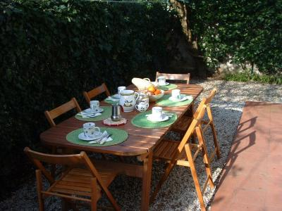 Garten Mietobjekt Appartement 93680 Marina di Pietrasanta