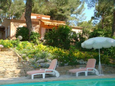 Ansicht des Objektes Mietobjekt Haus 96924 La Cadière d'Azur