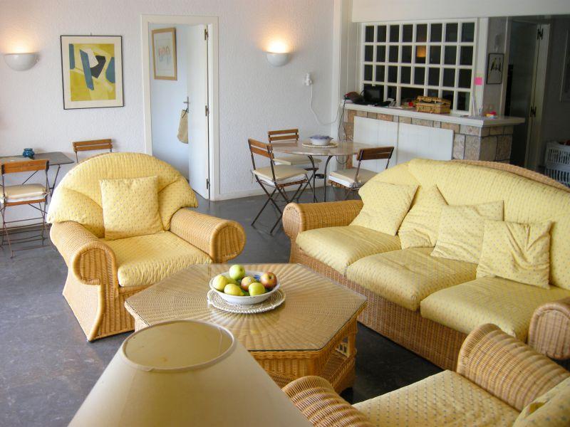 Wohnzimmer Mietobjekt Appartement 98168 Sant Antoni de Calonge