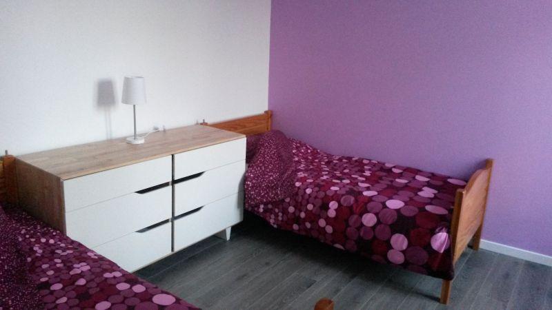 Schlafzimmer 2 Mietobjekt Haus 98236 Wimereux