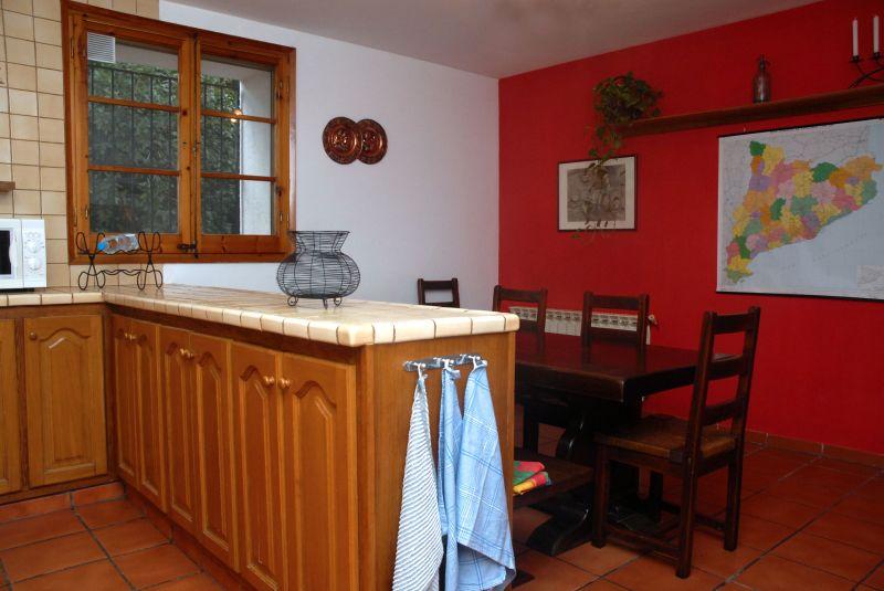 offene Küche Mietobjekt Ferienunterkunft auf dem Land 100163 Barcelona