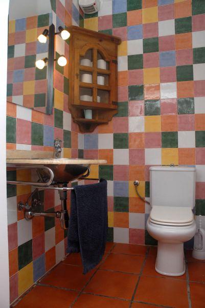separates WC Mietobjekt Ferienunterkunft auf dem Land 100163 Barcelona