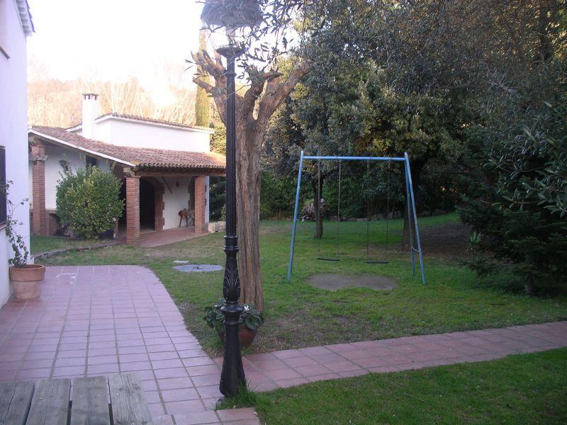 Garten Mietobjekt Ferienunterkunft auf dem Land 100163 Barcelona