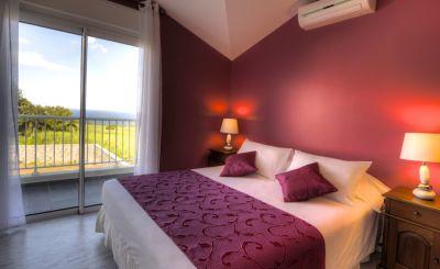 Schlafzimmer 1 Mietobjekt Villa 102123 Saint Pierre (R�union)