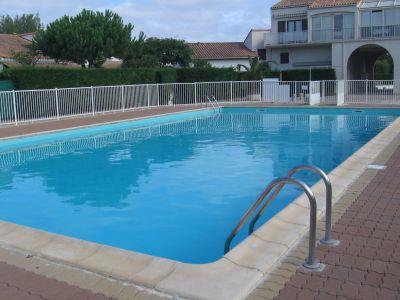 Schwimmbad Mietobjekt Haus 104851 Royan