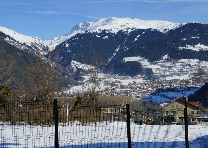 Ausblick aus der Ferienunterkunft Mietobjekt Appartement 106036 Bourg Saint Maurice