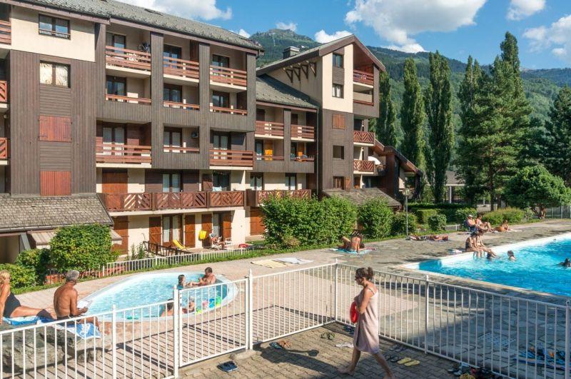 Schwimmbad Mietobjekt Appartement 106036 Bourg Saint Maurice