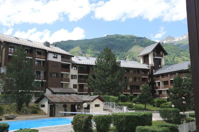 Ausblick vom Balkon Mietobjekt Appartement 106036 Bourg Saint Maurice