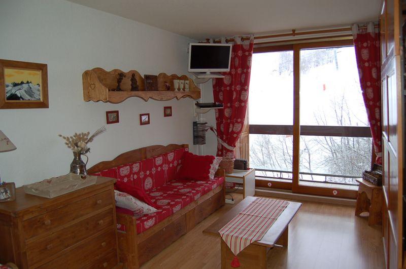 Schlafzimmer Mietobjekt Studio 106438 Le Corbier