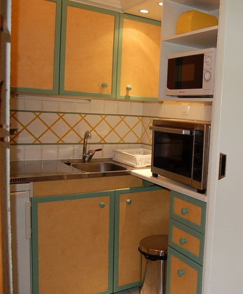 Kochnische Mietobjekt Studio 106438 Le Corbier