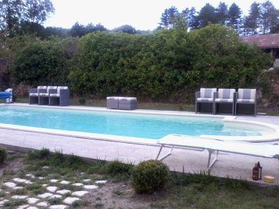 Schwimmbad Mietobjekt Haus 107975