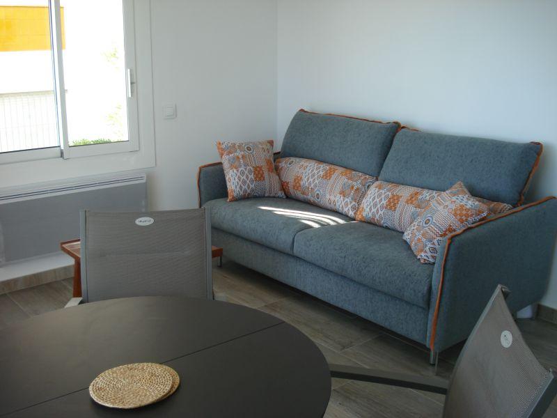 Wohnzimmer Mietobjekt Appartement 109610 Rosas