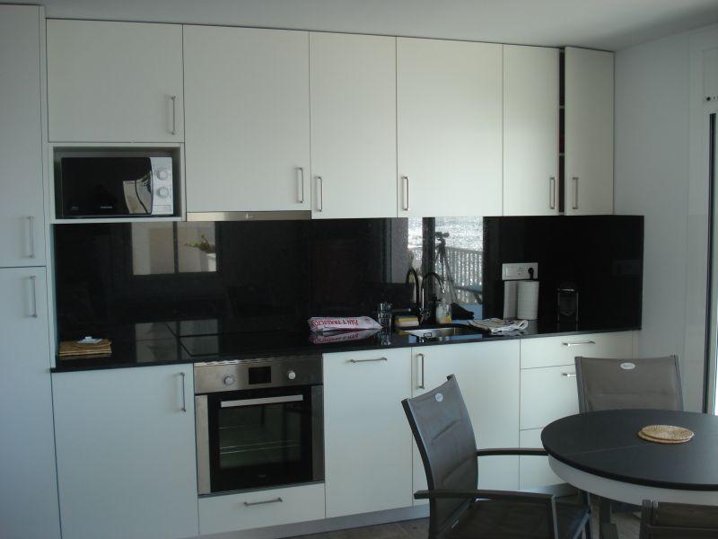 offene Küche Mietobjekt Appartement 109610 Rosas