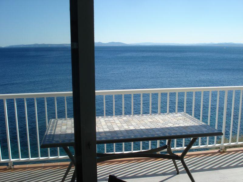 Ausblick aus der Ferienunterkunft Mietobjekt Appartement 109610 Rosas