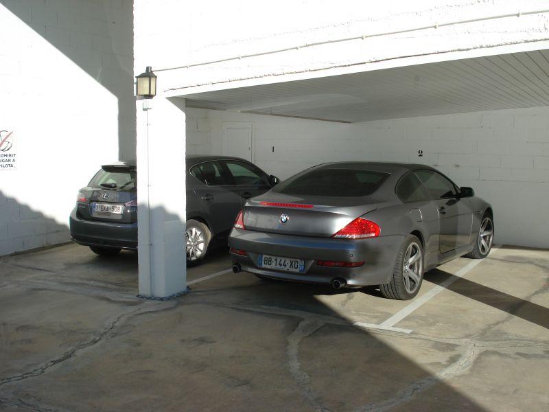 Parkplatz Mietobjekt Appartement 109610 Rosas