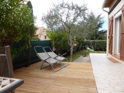 Terrasse Mietobjekt Villa 113023 Hyères