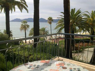 Balkon Mietobjekt Appartement 113326 Cannes