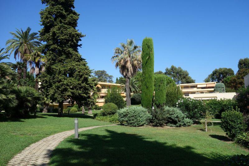 Garten Mietobjekt Appartement 114308 Antibes
