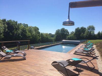 Schwimmbad Mietobjekt Haus 115407 Brive-la-Gaillarde