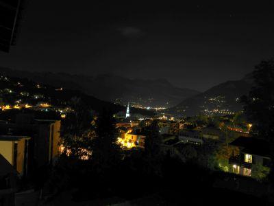 Ausblick vom Balkon Mietobjekt Appartement 116920 Saint Gervais Mont-Blanc