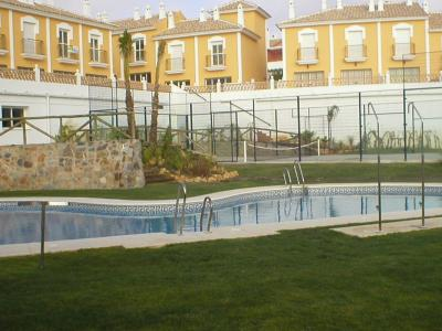 Ausblick aus der Ferienunterkunft Mietobjekt Villa 63497 Islantilla