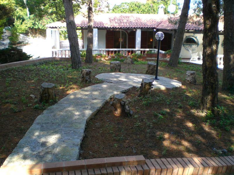 Garten Mietobjekt Villa 63887 Torre dell'Orso
