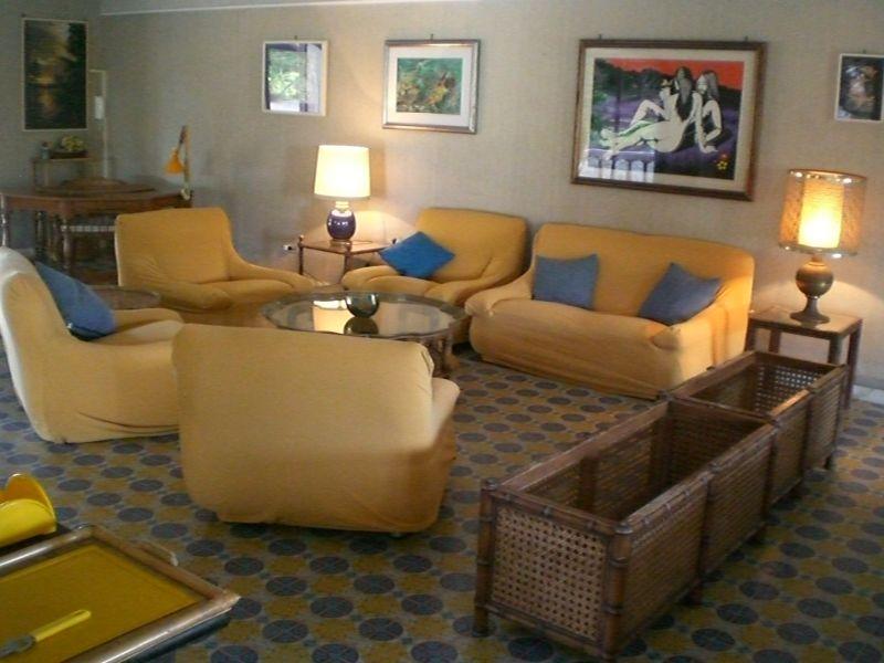 Wohnzimmer 2 Mietobjekt Villa 63887 Torre dell'Orso