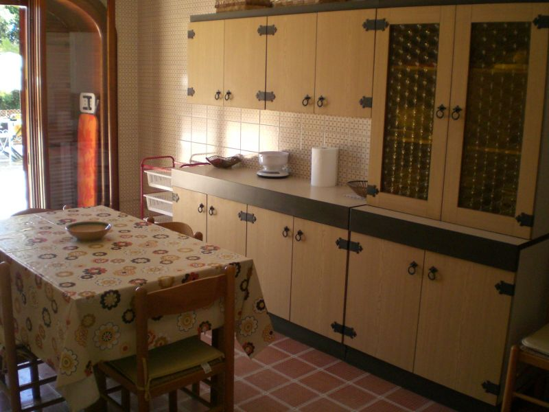 separate Küche Mietobjekt Villa 63887 Torre dell'Orso