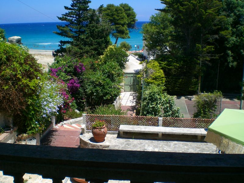 Ausblick aus der Ferienunterkunft Mietobjekt Villa 63887 Torre dell'Orso